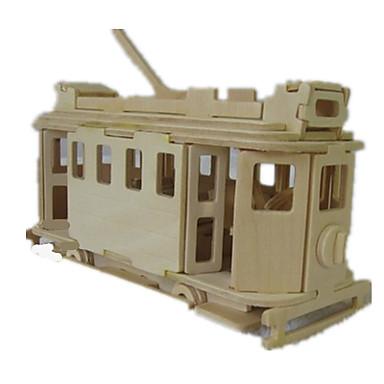 voordelige 3D-puzzels-Speelgoedauto's 3D-puzzels Legpuzzel Vliegtuig Trein DHZ Puinen Klassiek Kinderen Unisex Jongens Speeltjes Geschenk