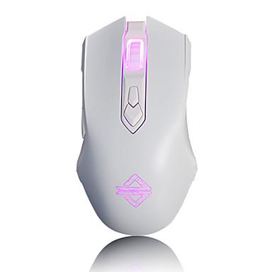 preiswerte AJAZZ®-AJAZZ AJ52 Wired USB Gaming Mouse 750/1200/1600/2400 dpi 7 pcs Schlüssel