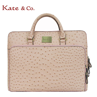 cheap Kate&Co.®-Kate&Co.® Women's Bags PU Tote for Office & Career Pale Pink