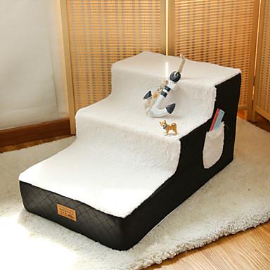 preiswerte Bekleidung & Accessoires für Katzen-Interaktives Katze Hund Haustiere Spielzeuge Verstellbar Leder Geschenk