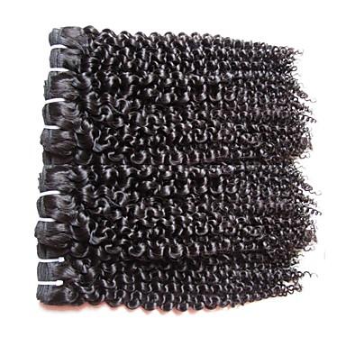 povoljno Remy umeci od ljudske kose-Ljudska kosa Kovrčav Peruanska kosa 1000 g Više od jedne godine