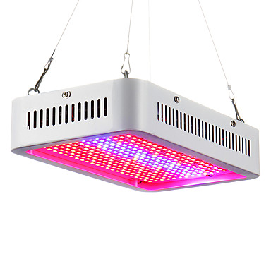cheap Indoor Lighting-Growing Light Fixture 21000 lm Recessed Retrofit 400 LED Beads SMD 5730 Waterproof Warm White Red Purple 85-265 V / 1 pc / RoHS