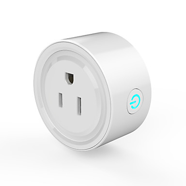 رخيصةأون مقابس ذكية-WAZA المكونات الذكية إلى أدوات المطبخ الحديثة / غرفة المعيشة / غرفة الغسيل أب التحكم / مؤقت / مفتاح تشغيل لمس WIFI 3G 100-240 V