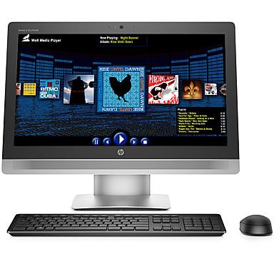 hp tout en un ordinateur de bureau 23 pouces intel i5 16go ram 1tb hdd graphiques discrets 2gb