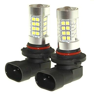 billige Motorsykkel & ATV tilbehør-SENCART 2pcs D12S / C / 9006 Bil Elpærer 36W SMD 3030 1500-1800lm LED Light Bulbs Tåkelys