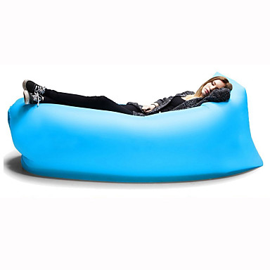21Grams Sleeping Bag Inflatable Sofa Heat Insulation Fastness Waterproof  Lounge Lazy Chair Only Need 10 Seconds Sleeping bags 4965267 2017  $13.99