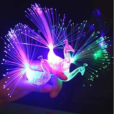 Φωτισμός LED Παιχνίδια Πουλί Ζώα Αναλαμπή Κομμάτια
