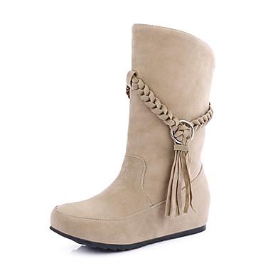Chaussures Blanches Talon Compensé Womens Formelle jnSeRGx