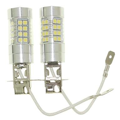 povoljno Motori i quadovi-SENCART 2pcs H3 Automobil Žarulje 36W SMD 3030 1500-1800lm LED žarulje Maglenke