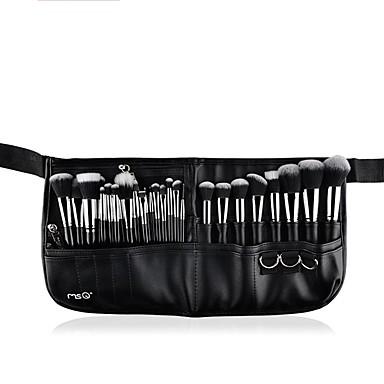preiswerte Make-up-Pinsel-Sets-Professional Makeup Bürsten Bürsten-Satz- 1 set Einfach zu tragen Multi-Funktions- Multi-Tool Pony Bürste / Künstliches Haar Aluminium / Holz Make-up Pinsel zum
