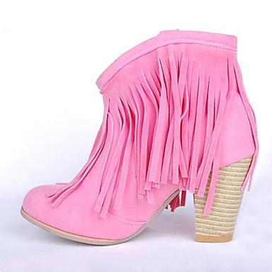 Zapatos rosas de otoño casual para mujer njRrEYR8