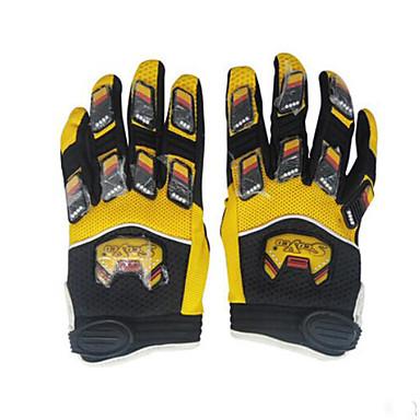 povoljno Motori i quadovi-Cijeli prst Uniseks Moto rukavice Oksford tkanina Mala težina / Prozračnost / Trenažer