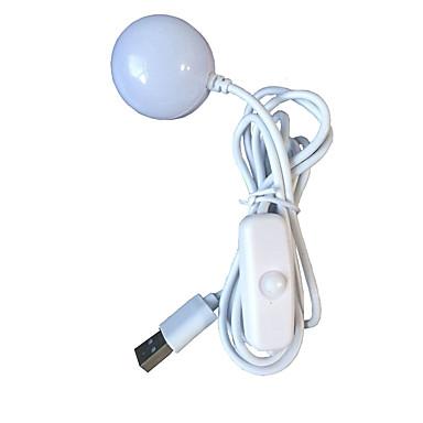 preiswerte Deko-Lichter-1 Stück LED-Nachtlicht / USB-Lichter USB Dekorativ / Einfach zu tragen Künstlerisch / LED / Moderne zeitgenössische
