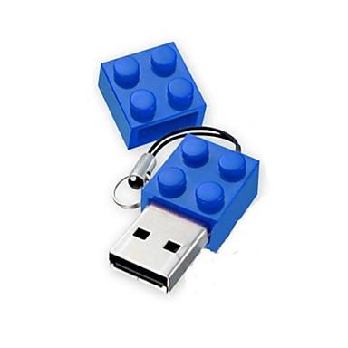 32GB USB-minne usb disk USB 2.0 Plast Tecknat Kompakt storlek