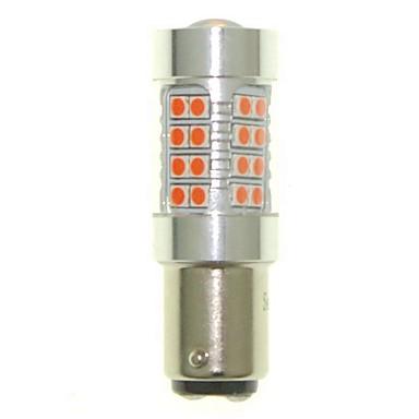 billige Motorsykkel & ATV tilbehør-SENCART 1157 Bil Elpærer 36W SMD 3030 1500-1800lm LED Light Bulbs Blinklys