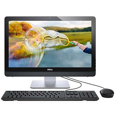 [$749 00] DELL All-In-One Desktop Computer 21 inch 4GB RAM 1TB HDD  Integrated Graphics