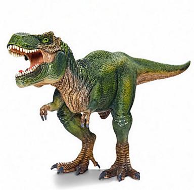 preiswerte Tierische Actionfiguren-Tier-Actionfiguren Tiere Simulation Dinosaurier Silikon Gummi Klassisch & Zeitlos Kinder Teen Jungen Spielzeuge Geschenk