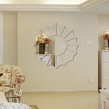 Adesivi decorativi per pareti best cjh adesivi per - Specchi adesivi da parete ...