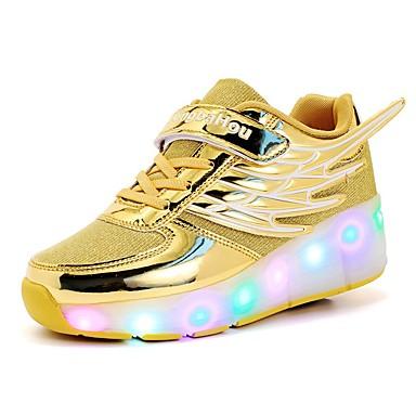 Κοριτσίστικα Παπούτσια Τούλι Άνοιξη Φθινόπωρο Ανατομικό Αθλητικά Παπούτσια  Κορδόνια για Causal Χρυσό Μαύρο Ασημί Φούξια 5525171 2019 –  28.99 2ecb0f918f1
