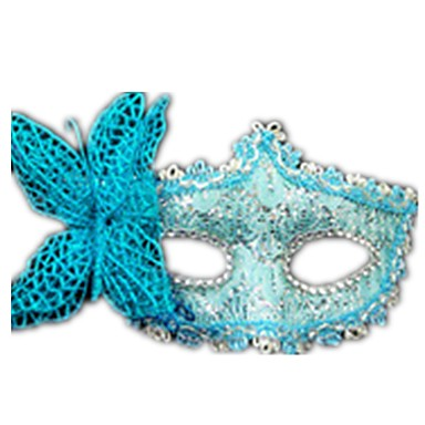 00a48703023 [$4.07] Αποκριάτικες Μάσκες Σέξι μάσκα με δαντέλα Πάρτι Δαντέλα Θέμα τρόμου  Δαντέλα ...