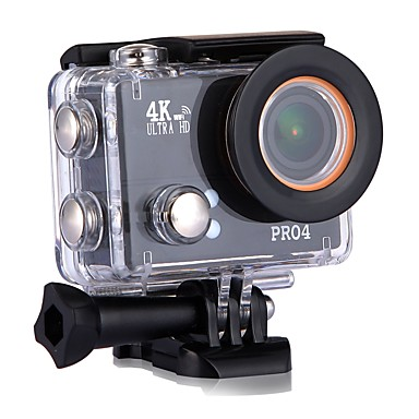 cheap Sports Action Cameras-SAYHI PRO4A Gopro Gopro & Accessories Outdoor Recreation vlogging High Definition / Auto Off / WiFi 128 GB 60fps / 120fps / 30fps 8 mp / 5 mp / 3 mp 4x 1920 x 1080 Pixel / 3648 x 2736 Pixel