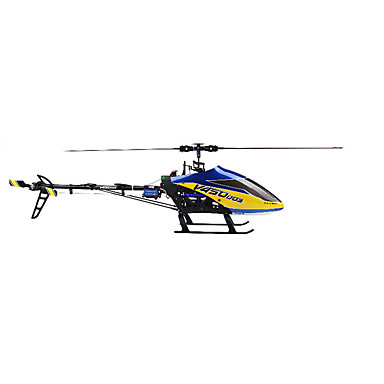 [$395 99] Walkera V450D03 6-axis-Gyro Flybarless 3D RC Helicopter With DEVO  7 Transmitter RTF 2 4GHz