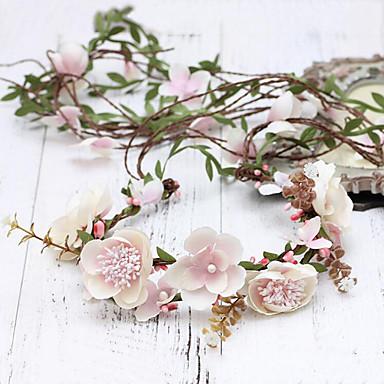 e733839a4678b تول شيفون السلال بندانة رأس زهور 1 زفاف مناسبة خاصة عيد ميلاد خوذة 6081572  2019 –  14.99