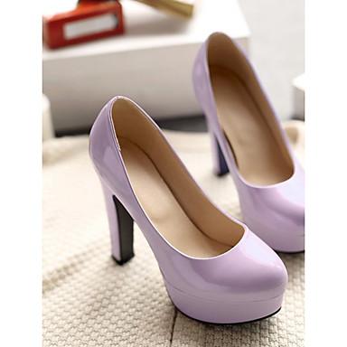 Livraison Gratuite Sortie Photos De Réduction Mujer Zapatos PU Verano Confort Sandalias Tacón Bajo Blanco / Púrpula Claro / Rosa Footlocker En Ligne xxKK8
