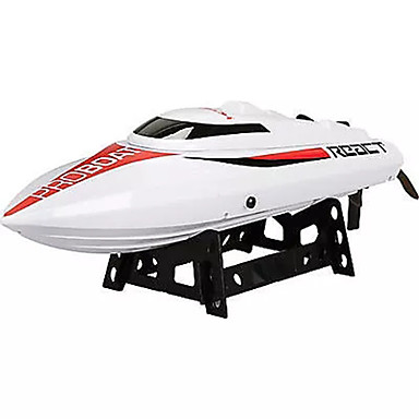cheap RC Boats-RC Boat RTRPRB08024 Speedboat Plastic Channels 10 KM/H