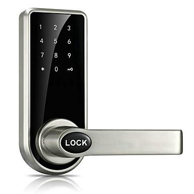 povoljno Zaštita i sigurnost-zaključavanje vrata pametna brava digitalni mrtvi vijak elektronski zaključavanje zaslon osjetljiv na dodir tipkovnica sa 5 rid kartice