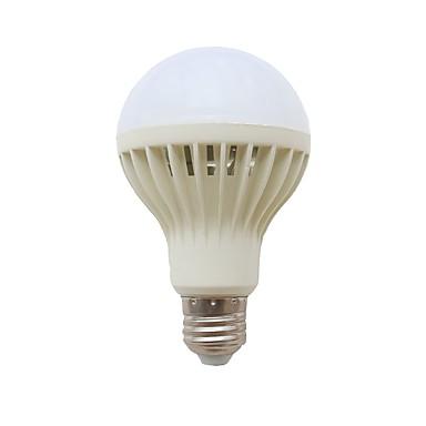 1pç 6 W Lâmpada de LED Inteligente 578 lm 40 Contas LED SMD 2835 Ativada Por Som Decorativa Controle de luz Branco 220 V
