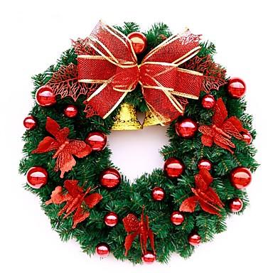 Großhandel Weihnachtsschmuck Baum Anhänger Weihnachten Weihnachtsmann Stiefel Weihnachten Süßigkeiten Tasche Geschenk Halter Weihnachten Hängen
