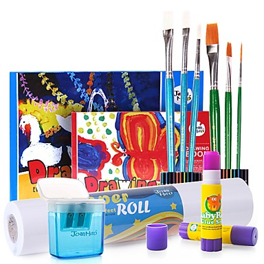 voordelige tekening Speeltjes-Tekenspeelgoed Strand Thema Tuin Thema Verf Nieuw Design DHZ Kinderen Speeltjes Geschenk
