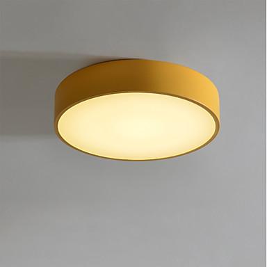 preiswerte Deckenlichter & Ventilatoren-Einbauleuchten Moonlight Lackierte Oberflächen Designer, Dimmbar mit Fernbedienung 110-120V / 220-240V Wärm Weiß / Dimmbar mit Fernbedienung / Warmes Weiß + Weiß