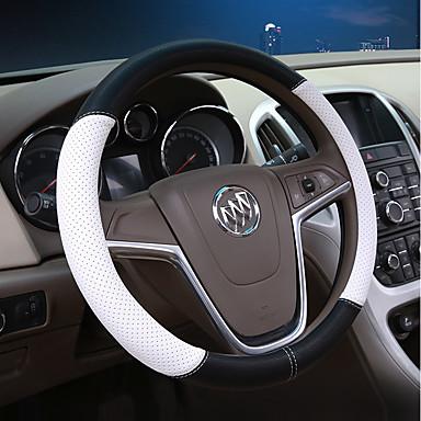 voordelige Auto-interieur accessoires-Auto-stuurhoezen Leder 38cm Blozend Roze / Paars / Geel Voor Buick Excelle / Excelle 15N / Excelle 18T Alle jaren