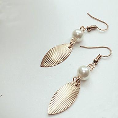 Dámské Imitace perly Visací náušnice 35187721e2f