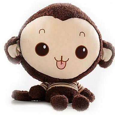 Yastıklar Plyšáci Maymun Tatlı Sevimli Büyük Boyutlu Kid Unisex