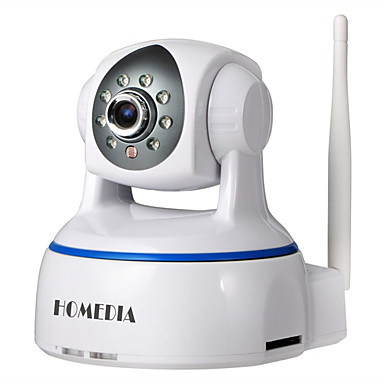 [$51 99] HOMEDIA HM624GA 2 0 MP IP Camera Indoor with Prime IR-cut Max 64GB  Supported, but micro sd card/TF card not included in the packageG