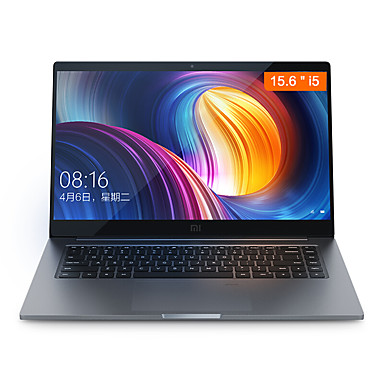 Ordinateur portable Xiaomi 15.6 pouces IPS Intel i5 i5-8250U 8GB DDR4 256GB SSD MX150 2 GB Windows10