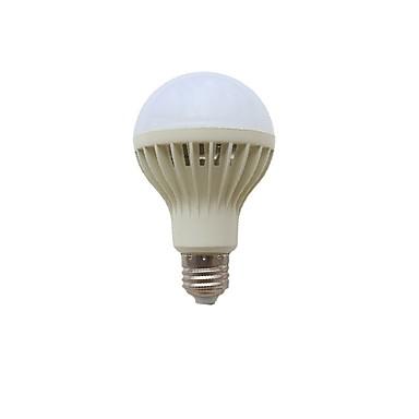 preiswerte LED Birnen-1pc 5 W Smart LED Glühlampen 486 lm 30 LED-Perlen SMD 2835 Geräusch aktiviert Dekorativ Lichtsteuerung Weiß 220 V