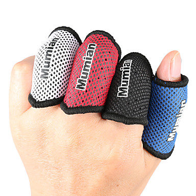 Luvas de Actividade e Esportes Exterior Meio Dedo Resistente ao Desgaste Redutor de Suor Respirável para Esportes Relaxantes Basquete 2pçs