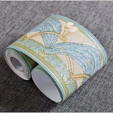 preiswerte Tapeten Borders-Rand PVC / Vinyl Wandverkleidung - Selbstklebend 3D