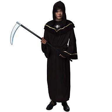 häxa   Vampyr Kostym Herr Jul   Halloween Festival   högtid  Halloweenkostymer Svart   Brun Lappverk 6257630 2019 –  16.99 6e90f96007b3d