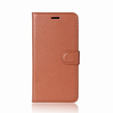 tok Για Xiaomi Redmi Note 5A Πορτοφόλι / Θήκη καρτών / Ανοιγόμενη Πλήρης Θήκη Μονόχρωμο Σκληρή PU δέρμα