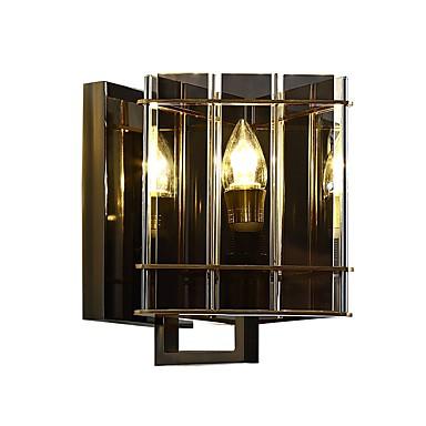 Simples / LED / Regional Luminárias de parede Metal Luz de parede 110-120V / 220-240V 5 W / E12 / E14