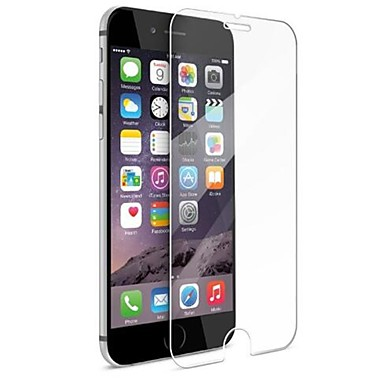 povoljno Apple oprema-AppleScreen ProtectoriPhone 6s Plus Visoka rezolucija (HD) Prednja zaštitna folija 1 kom. Kaljeno staklo