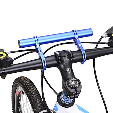 povoljno Dijelovi za bicikl-30 mm Produživač ručke za bicikl Prilagodljivo Flip od 360° u letu Anti-traktorskih za Cestovni bicikl Mountain Bike Aluminum Alloy Krom Plava Crn Red