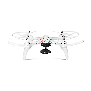 cheap RC Drone Quadcopters & Multi-Rotors-RC Drone WLtoys Q696-A 4 Channel 2.4G With HD Camera 5.0MP 1080P RC Quadcopter LED Lights / Headless Mode / 360°Rolling RC Quadcopter / Remote Controller / Transmmitter / Camera / Hover / Hover