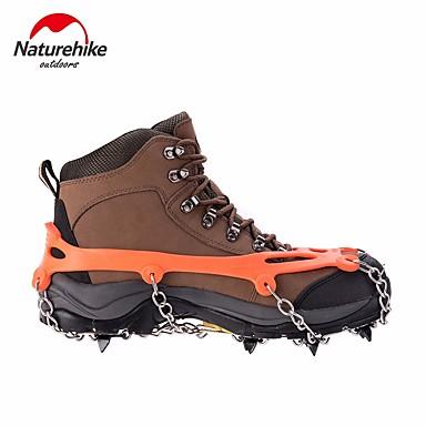 Naturehike Homens Anti-Escorregar Alpinismo Esportes de Inverno Primavera Inverno Laranja