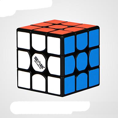 Magic Cube IQ-kub QI YI LEISHENG 120 3*3*3 Mjuk hastighetskub Magiska kuber Stresslindrande leksaker Pusselkub professionell nivå Hastighet Professionell Klassisk & Tidlös Barn Vuxna Leksaker Pojkar